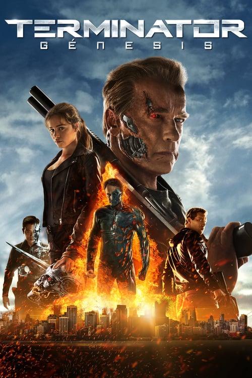 Terminator: Génesis 2015 [Latino – Ingles] MEDIAFIRE