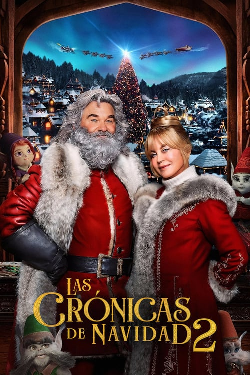 Las Crónicas de Navidad 2 ´2020´ [Latino – Ingles] MEDIAFIRE