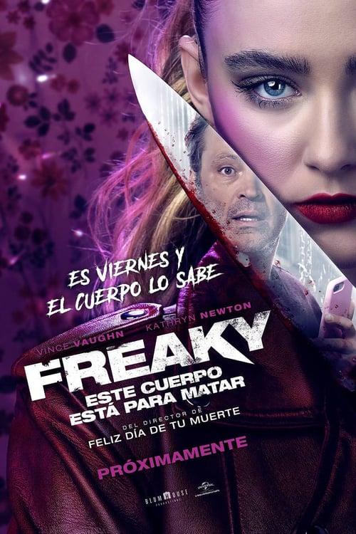 Freaky: Este cuerpo está para matar 2020 [Latino – Ingles] MEDIAFIRE