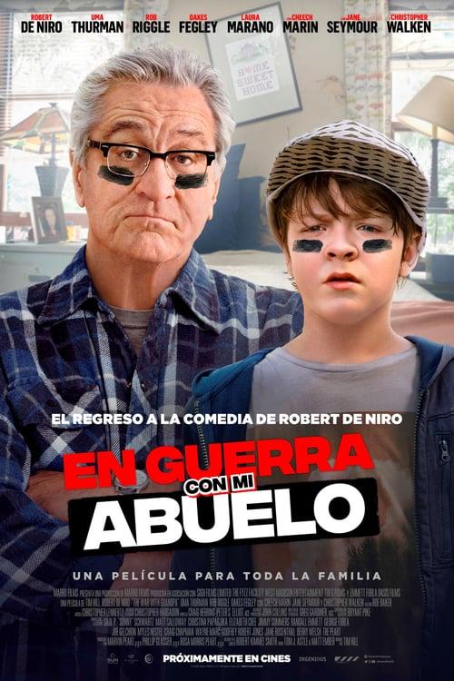 En guerra con mi abuelo 2020 [Latino – Ingles] MEDIAFIRE