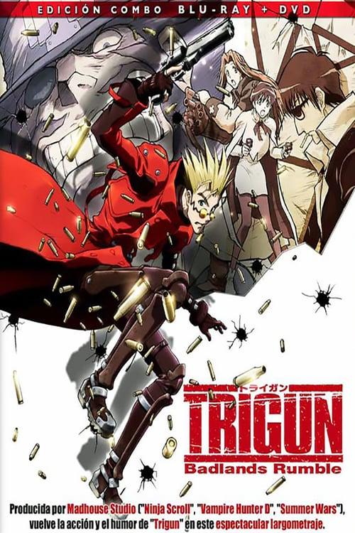 Trigun: Badlands Rumble 2010 [Castellano – Japones] MEDIAFIRE