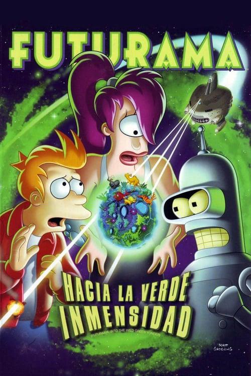 Futurama: En el verde más allá 2009 [Latino – Ingles] MEDIAFIRE