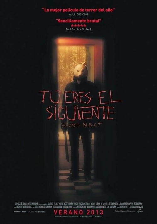 Tu Eres el Siguiente 2011 [Latino – Ingles] MEDIAFIRE