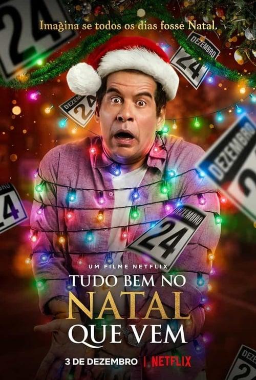 La Nochebuena es mi condena 2020 [Latino – Portugués] MEDIAFIRE