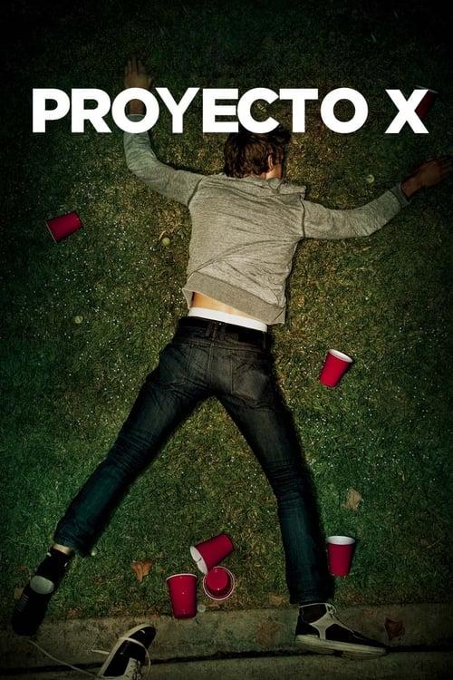 Proyecto X 2012 Extendida [Latino – Ingles] MEDIAFIRE