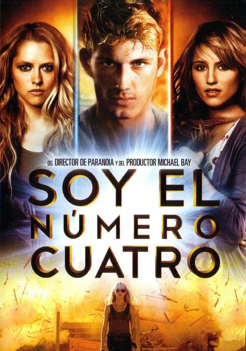 Soy el número cuatro 2011 [Latino – Ingles] MEDIAFIRE