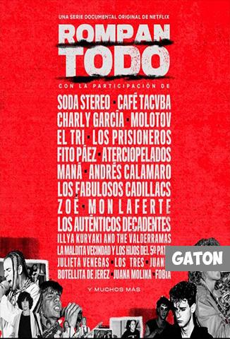 Rompan Todo: La Historia del Rock en America Latina TEMPORADA 1 [Latino] MEDIAFIRE