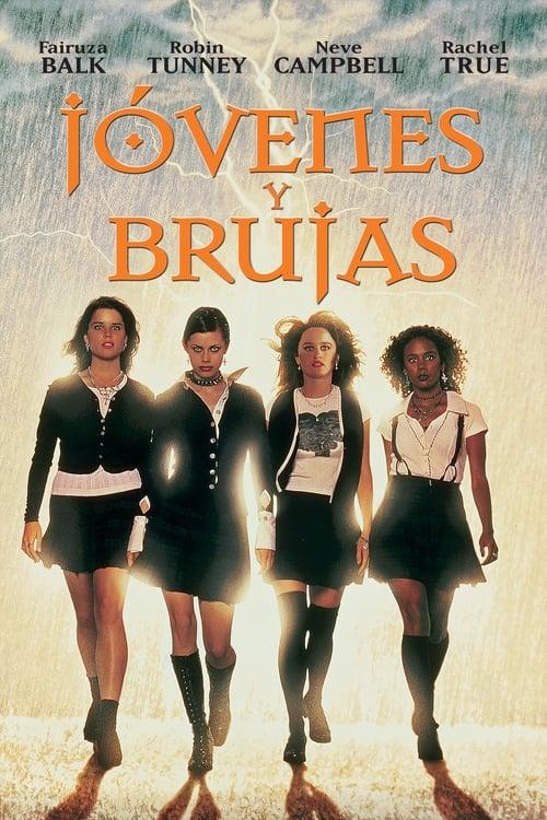 Jóvenes brujas 1996 [Latino – Ingles] MEDIAFIRE