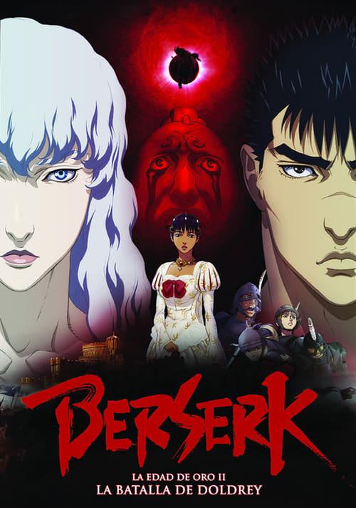 Berserk La Edad de Oro II: La Batalla de Doldrey 2012 [Castellano – Ingles – Japones] MEDIAFIRE