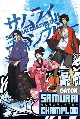 Samurai Champloo TEMPORADA 1 [Latino – Japones – Ingles] MEDIAFIRE