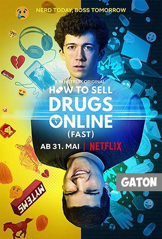 Cómo vender drogas online (rápido) TEMPORADA 1 [Latino – Aleman] MEDIAFIRE