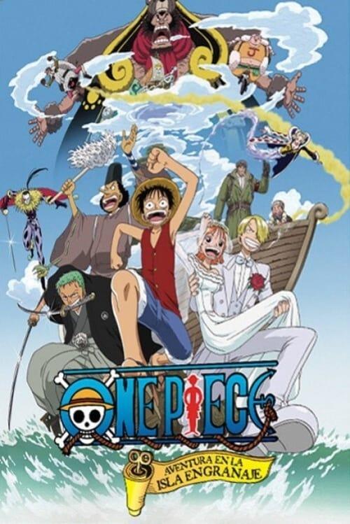 One Piece: Aventura en la Isla Espiral 2001 [Castellano – Japones] MEDIAFIRE
