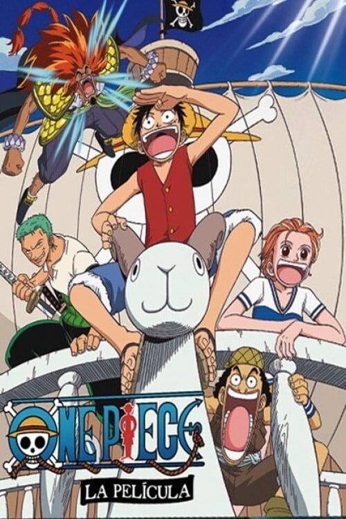 One Piece: La película 2000 [Castellano – Japones] MEDIAFIRE