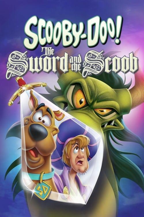 Scooby-Doo! La espada y Scooby 2021 [Latino – Ingles] MEDIAFIRE