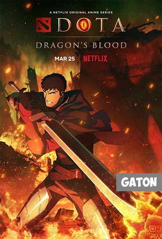 Dota: Sangre de dragón TEMPORADA 1 [Latino – Ingles] MEDIAFIRE