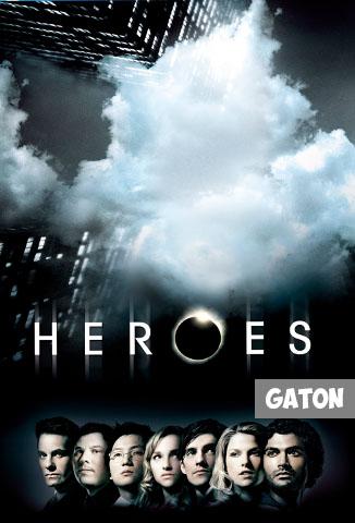 Heroes TEMPORADA 1 [Latino – Ingles] MEDIAFIRE