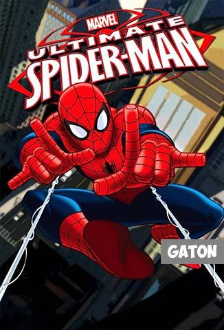 Ultimate Spider-Man TEMPORADA 1 [Latino – Ingles] MEDIAFIRE