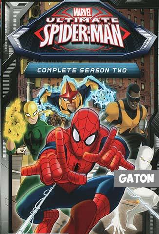 Ultimate Spider-Man TEMPORADA 2 [Latino – Ingles] MEDIAFIRE