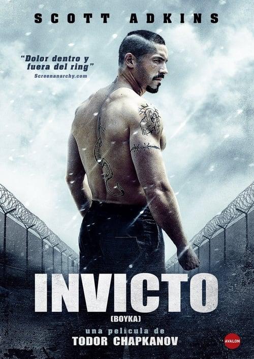 Invicto 4: La gran pelea 2016 [Latino – Ingles] MEDIAFIRE