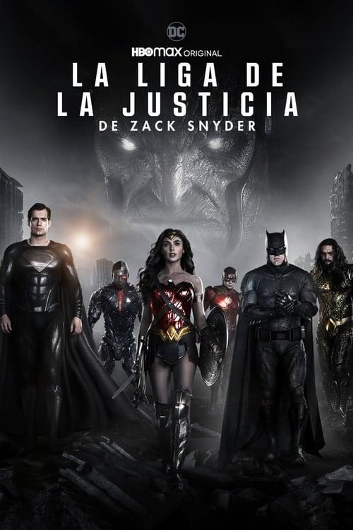 La Liga de la Justicia de Zack Snyder 2021 [Latino – Ingles] MEDIAFIRE
