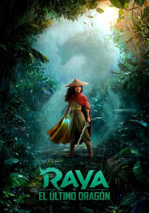 Raya y el último dragón 2021 [Latino – Ingles] MEDIAFIRE