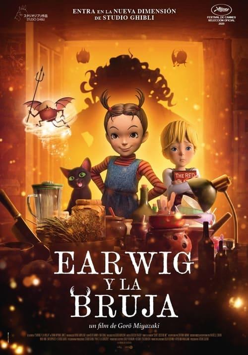 Earwig y la bruja 2020 [Sub Español] MEDIAFIRE