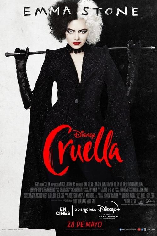 Cruella 2021 [Latino – Ingles] MEDIAFIRE