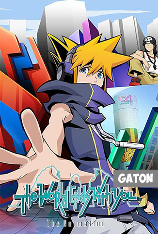 The World Ends With You: The Animation TEMPORADA 1 [Latino – Ingles] MEDIAFIRE