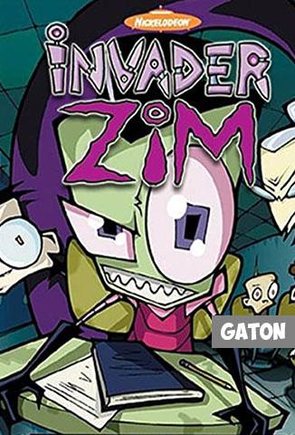 Invasor ZIM TEMPORADA 1 [Latino] MEDIAFIRE