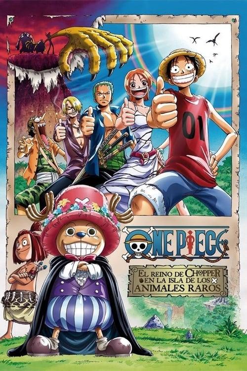 One Piece: La isla de los extraños monstruos – El reino de Chopper 2002 [Castellano – Japones] MEDIAFIRE