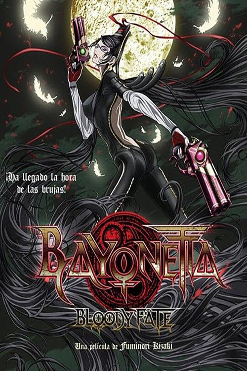 Bayonetta: Destino Sangriento 2013 [Latino – Japones] MEDIAFIRE