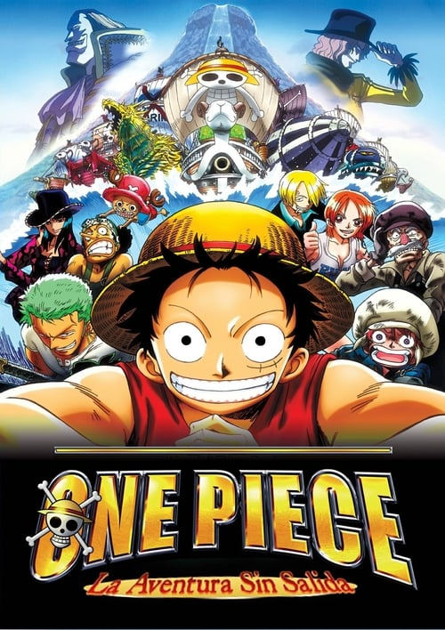 One Piece: La Aventura sin Salida 2003 [Castellano – Japones] MEDIAFIRE