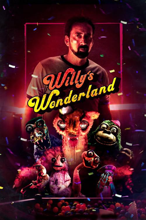 Willy's Wonderland 2021 [Latino – Ingles] MEDIAFIRE