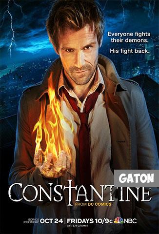Constantine TEMPORADA 1 [Latino – Ingles] MEDIAFIRE