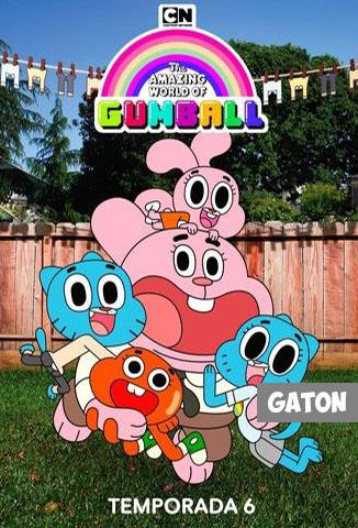 El Increíble Mundo de Gumball TEMPORADA 6 [Latino] MEDIAFIRE