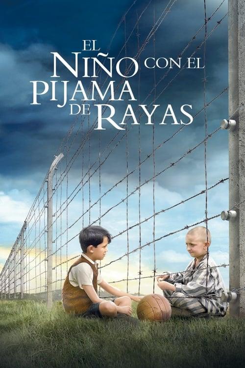El niño con el pijama de rayas 2008 [Latino – Ingles] MEDIAFIRE