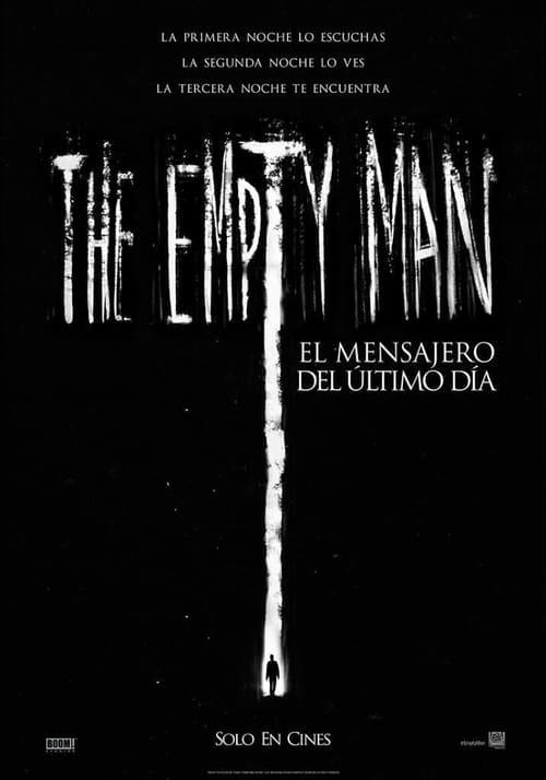 Empty Man: El mensajero del último día 2020 [Latino – Ingles] MEDIAFIRE