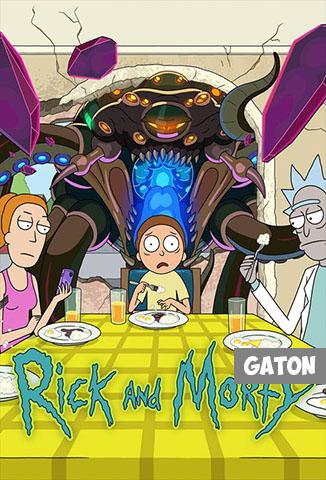 Rick y Morty TEMPORADA 5 [Latino – Ingles] MEDIAFIRE