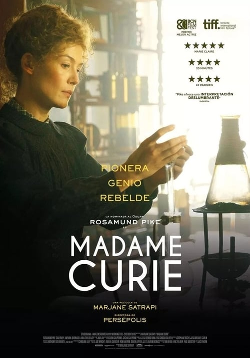 Madame Curie 2019 [Latino – Ingles] MEDIAFIRE