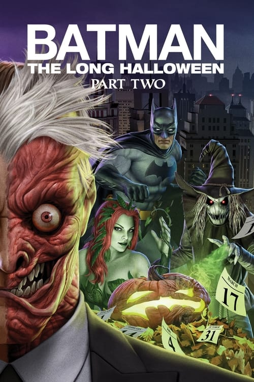 Batman: El largo Halloween Parte 2 ´2021´ [Latino – Ingles] MEDIAFIRE