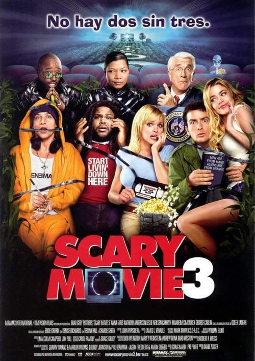 Scary Movie 3 ´2003´ [Latino – Ingles] MEDIAFIRE