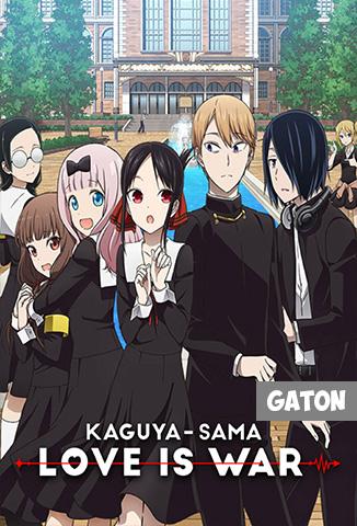 Kaguya-sama: Love Is War TEMPORADA 2 [Latino – Japones] MEDIAFIRE
