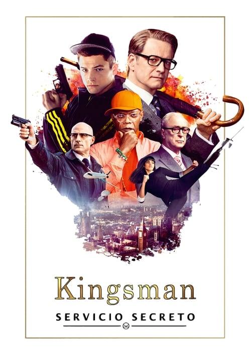 Kingsman: El servicio secreto 2014 [Latino – Ingles] MEDIAFIRE
