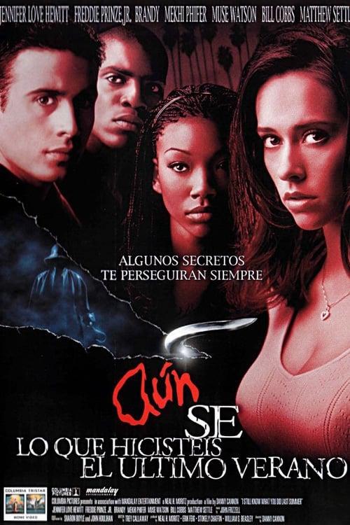 Todavía sé lo que hicieron el verano pasado 1998 [Latino – Ingles] MEDIAFIRE
