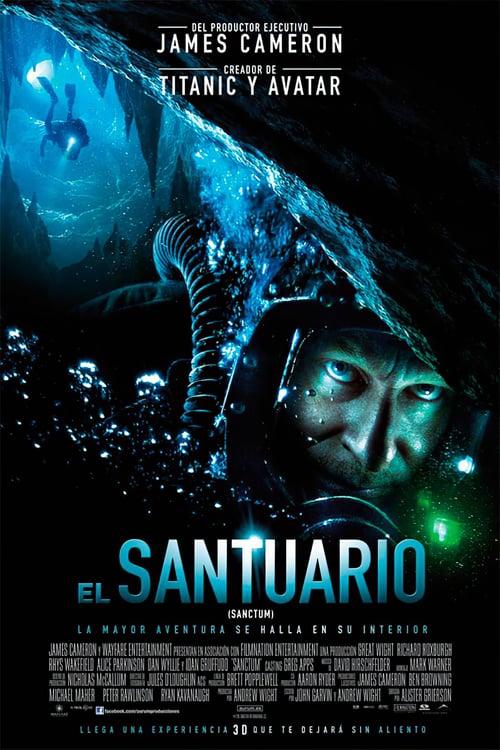 Sanctum, viaje al fondo de la tierra 2011 [Latino – Ingles] MEDIAFIRE