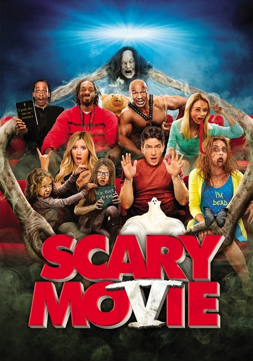 Scary movie 5 ´2013´ [Latino – Ingles] MEDIAFIRE