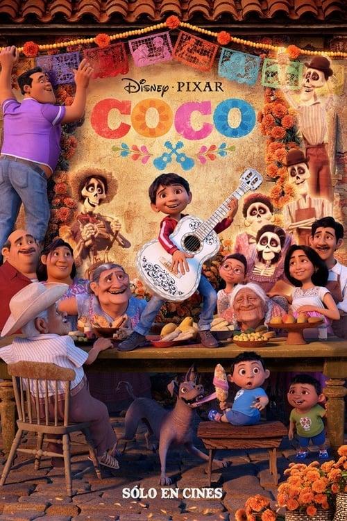 Coco 2017 [Latino – Ingles] MEDIAFIRE