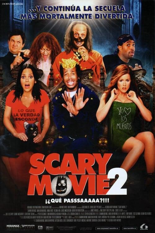 Scary Movie 2 ´2001´ [Latino – Ingles] MEDIAFIRE