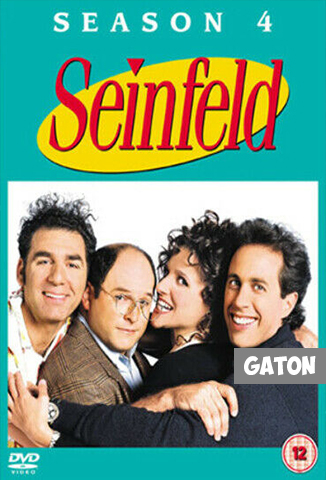 Seinfeld TEMPORADA 4 [Latino – Ingles] MEDIAFIRE