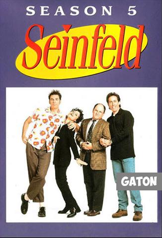 Seinfeld TEMPORADA 5 [Latino – Ingles] MEDIAFIRE
